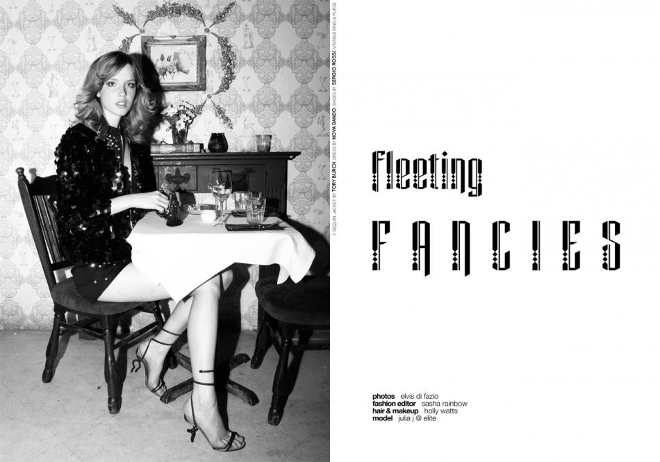 Fleeting Fancies