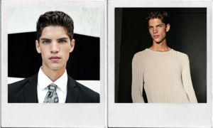 Andrew / images courtesy I Model Management